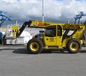 Variable Reach RT Forklift Train the Trainer and Operator Programs