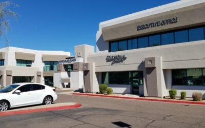 The Executive Office Space Scottsdale Arizona