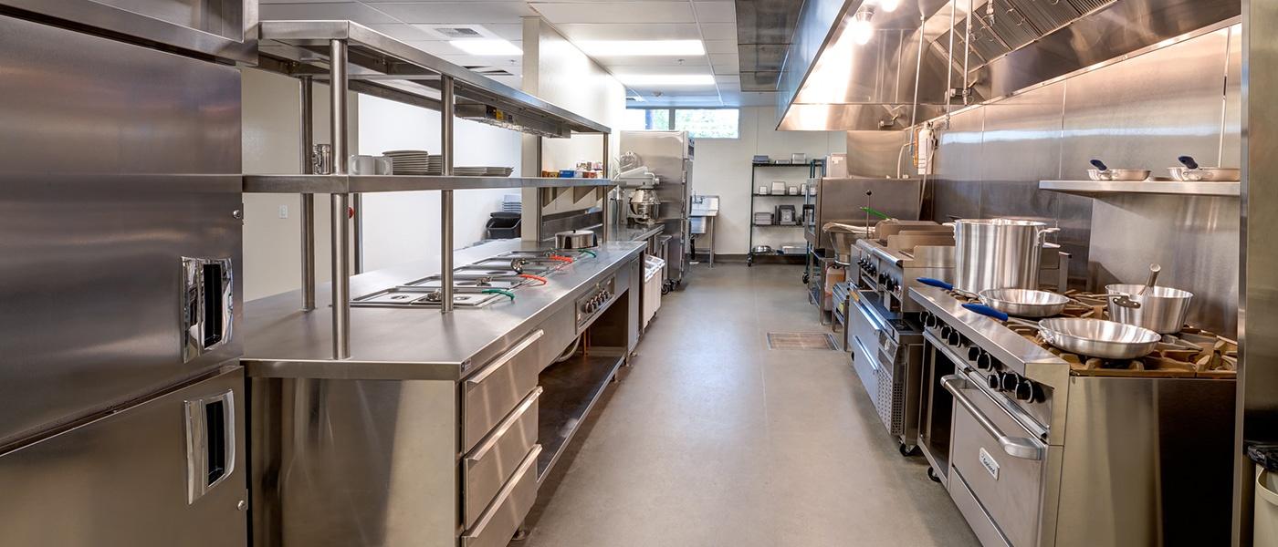 Mission Healthcare Renton Kitchen