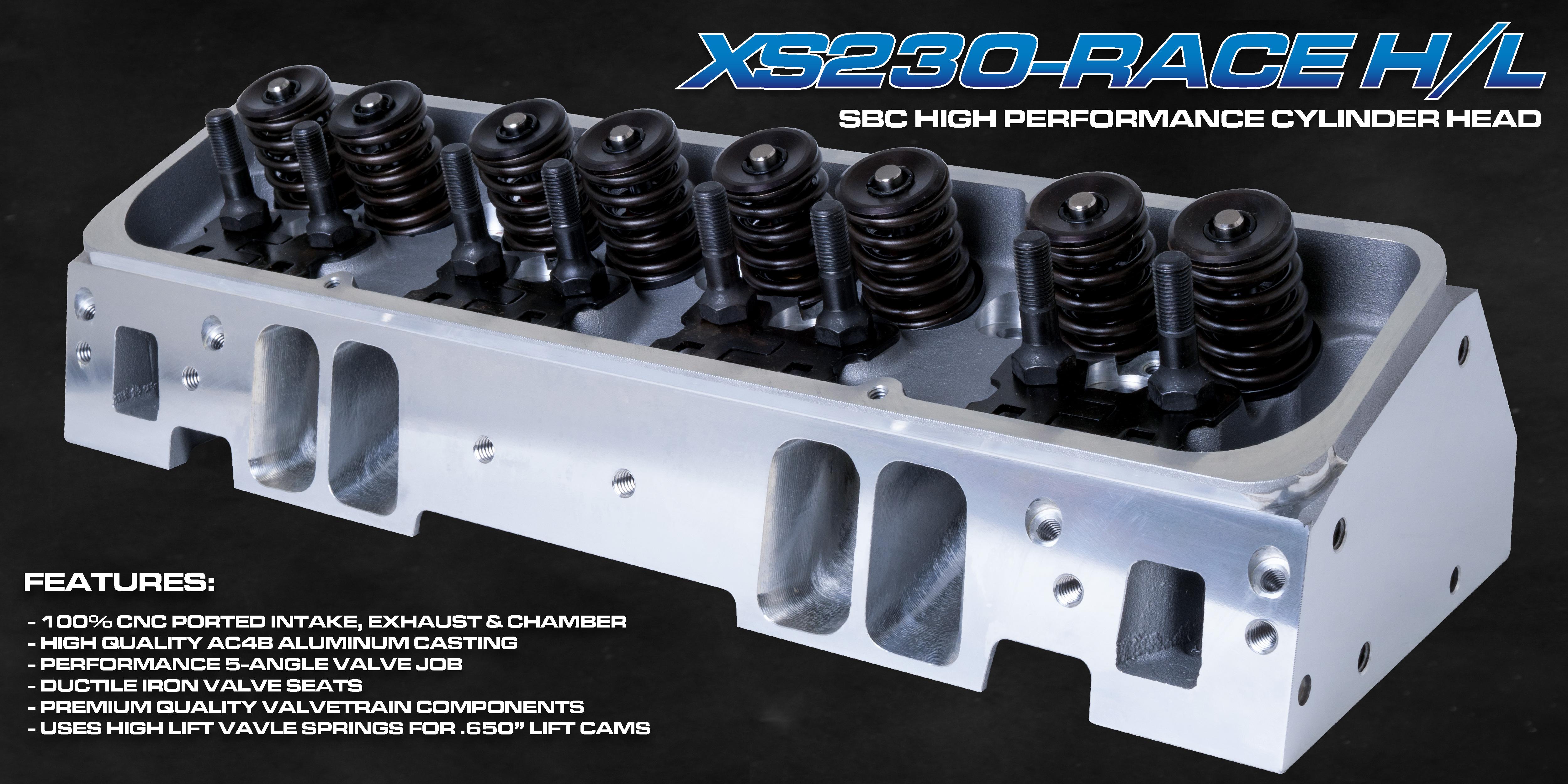 XSF Home Slider XS230RACEHL