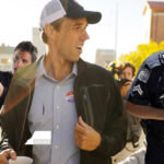 Beto's security detail to use only NERF guns from now on