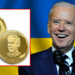 Ukraine repays 'Friend of the State' Joe Biden with new coin