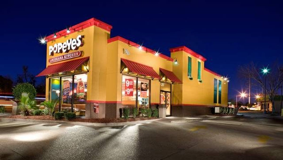 BREAKING: Popeyes goes 24 hours without a brawl or shooting