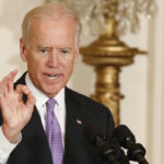 Amid falling polling numbers, Biden turns to white supremacist vote