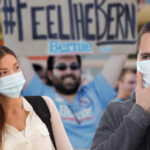 BREAKING: CDC recommends breathing masks at Bernie rallies to prevent spread of deadly socialism