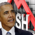 Obama abruptly quits taking credit for the economy after stock market plunge