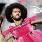 Disney announces their newest princess: Colin Kaepernick