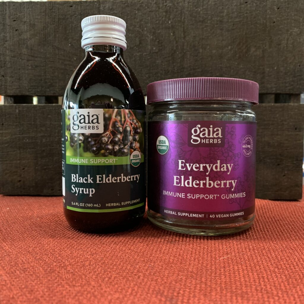 elderberry is great for maintaining your respiratory health during times of poor or hazardous air quality