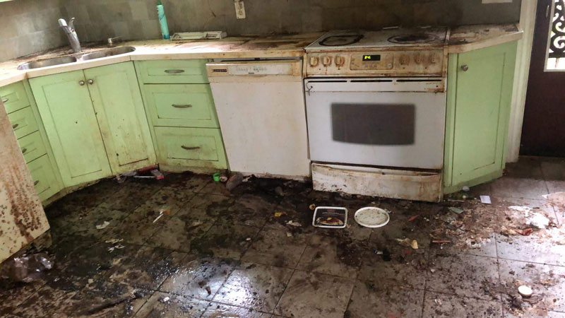 distressed property cleaning