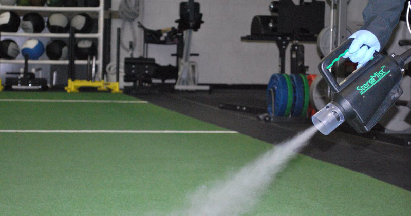 recreational facilities cleaning toronto