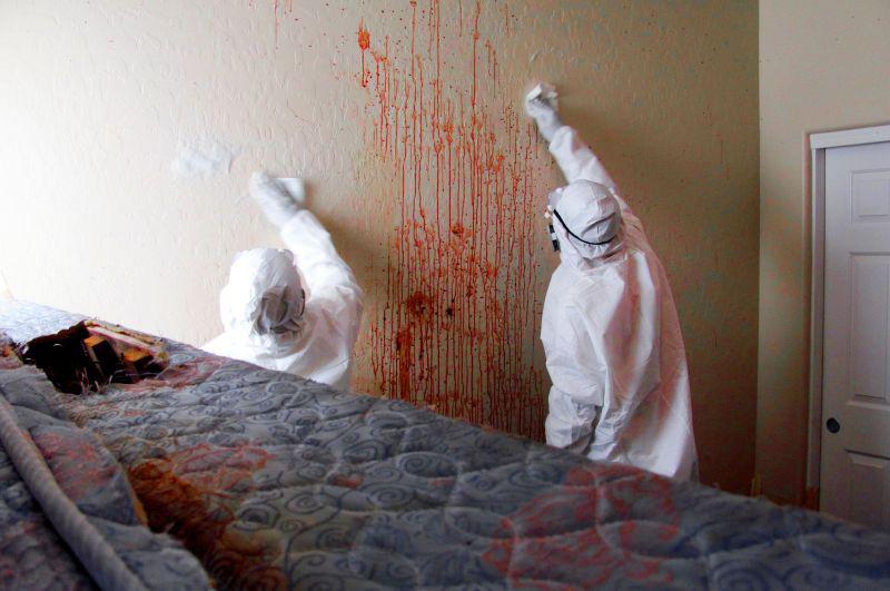 biohazard cleaning toronto