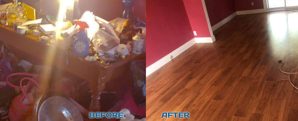 hoarding cleaning brampton