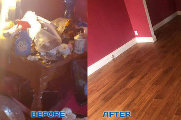 hoarding cleaning caledon
