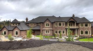 Doriot Construction Custom Home Build and BIA Award winner