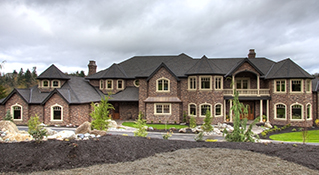 Doriot Construction Custom Home Build and BIA Award winner