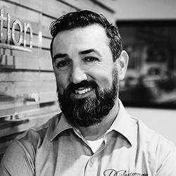 Jim Tavares partner of Doriot Construction Clark County's premier custom home builder