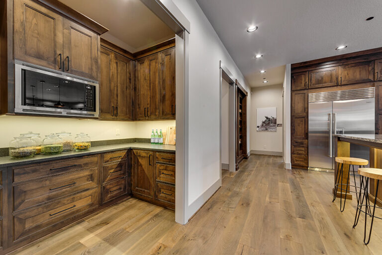 Timberline kitchen pantry