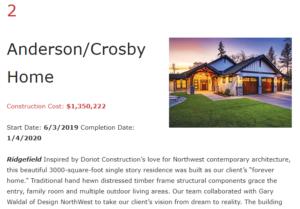 anderson crosby Home