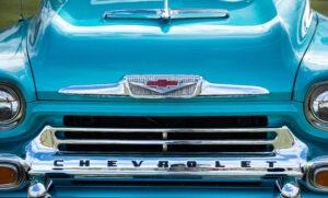 1955-59 Chevy Truck