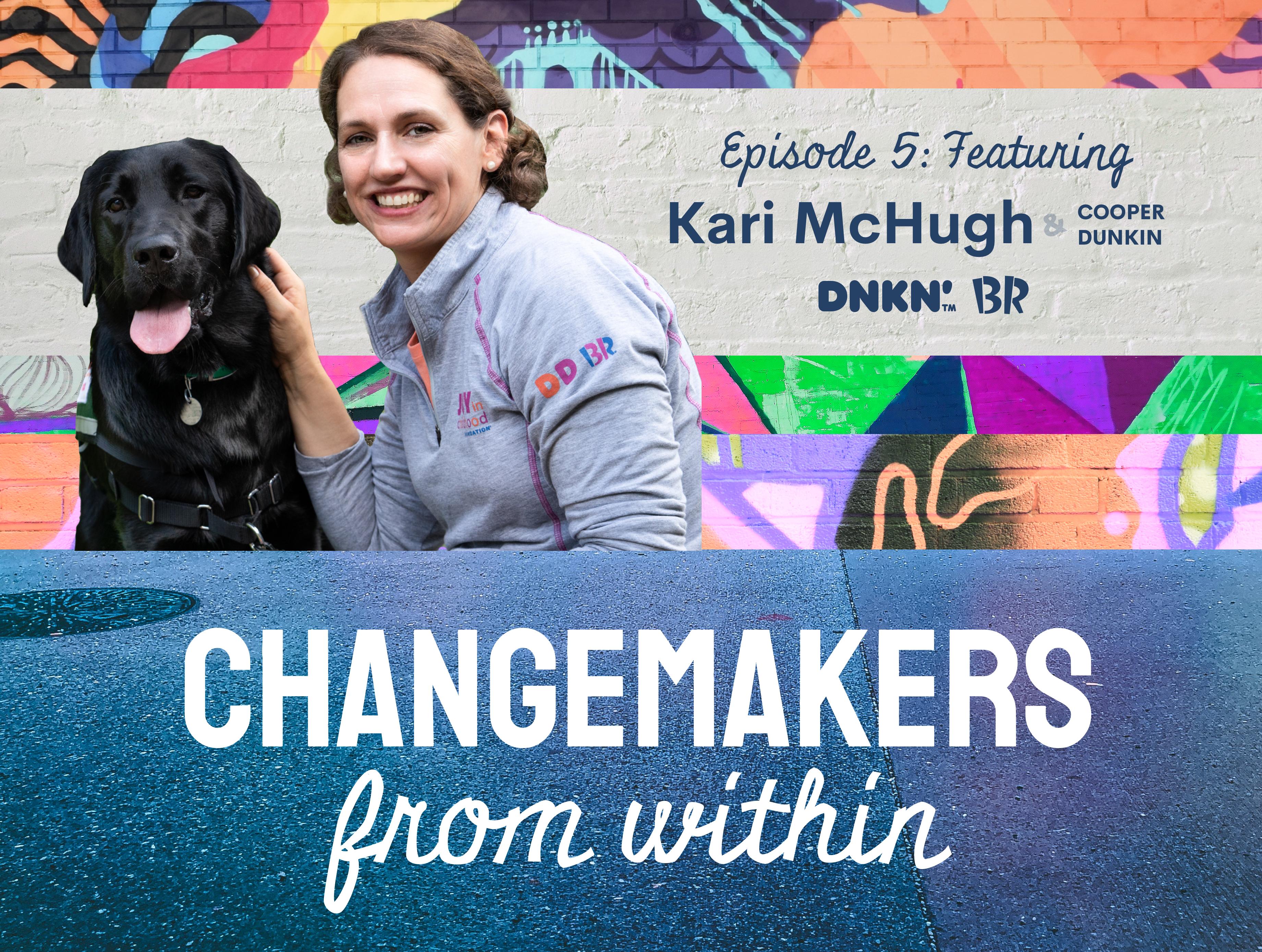 changemakers from within - kari mchugh