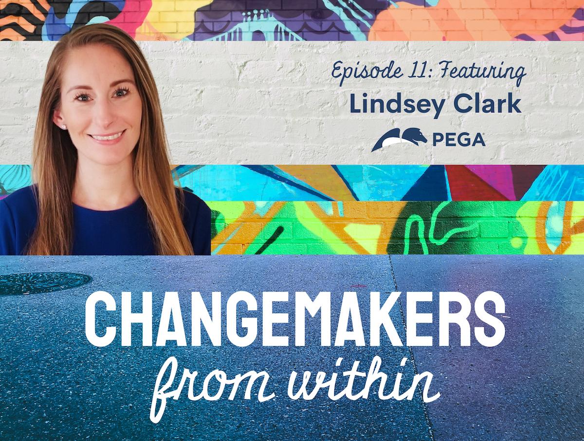 Lindsey Clark Pegasystems