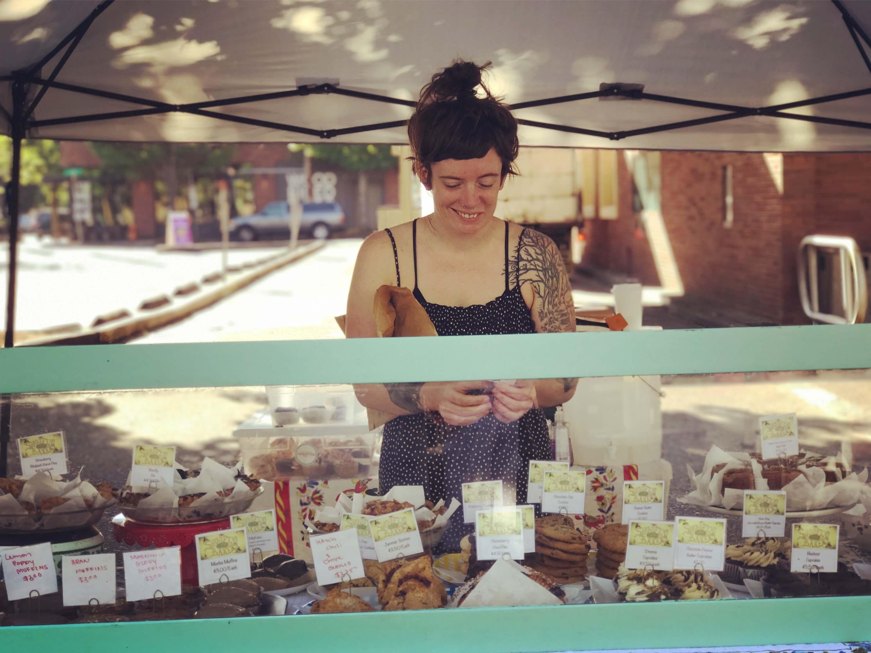Shannon Levens | Owner of Shoofly Vegan Bakery