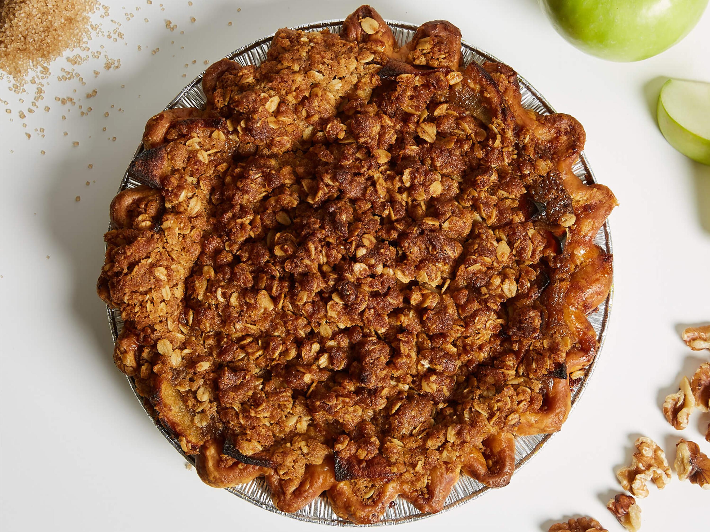 Organic Wholsale Vegan Pie