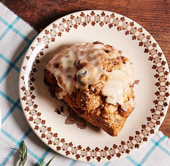 Vegan treats, citrus  pastries and more seasonal ingredients