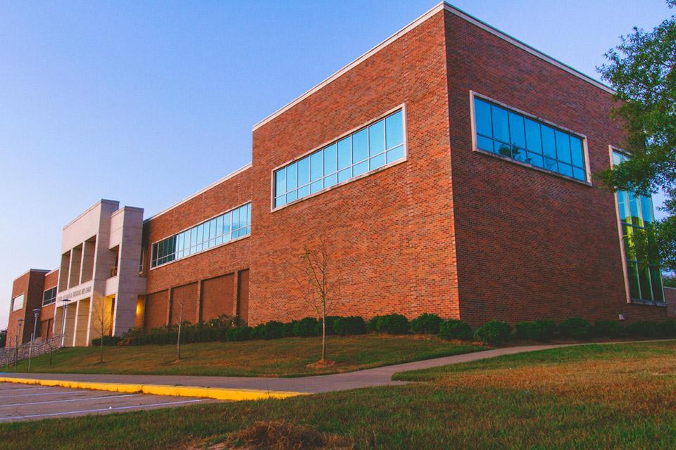 Grambling Performing Arts Center