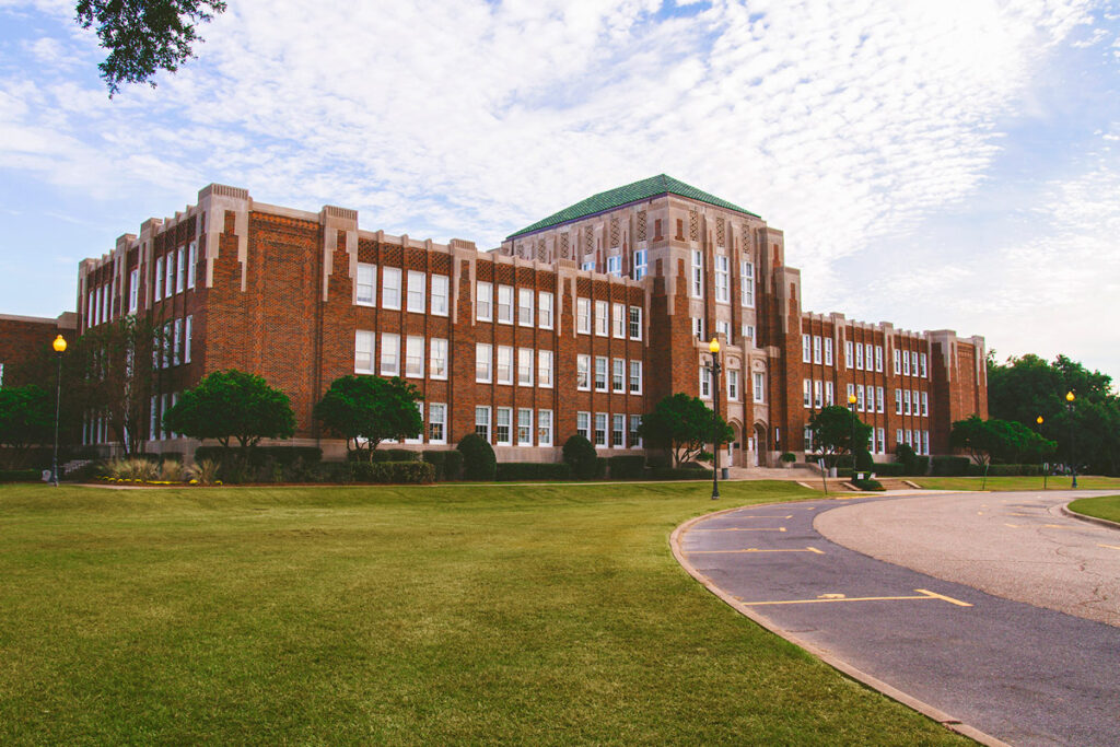Neville High School