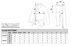 club-size-chart