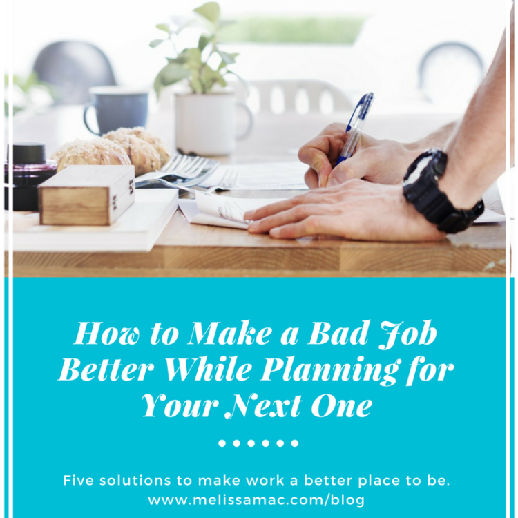 Five solutions to make work a better place to be.