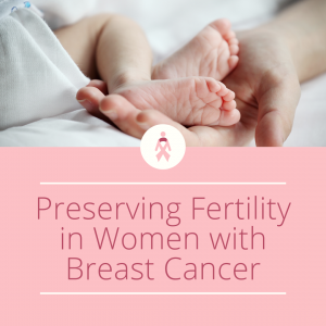 Dr. Vinay Gunnala from Southwest Fertility Center comments on breast cancer fertility awareness.