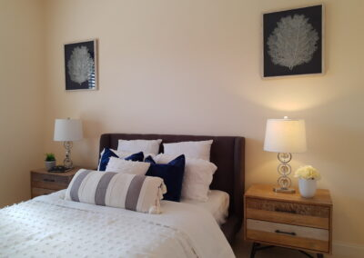 Guest Bedroom Staging