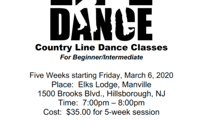 Country Line Dance Lessons Spring Six-Week Series