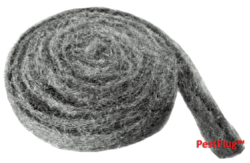 pestplug - coarse stainless steel wool