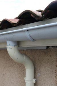install pestplug under roof tiles