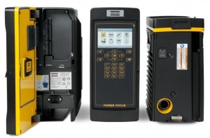 Power Focus 600, Instrument for torque control, Electric nutrunners