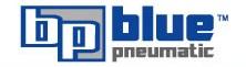 Blue Pneumatic Logo
