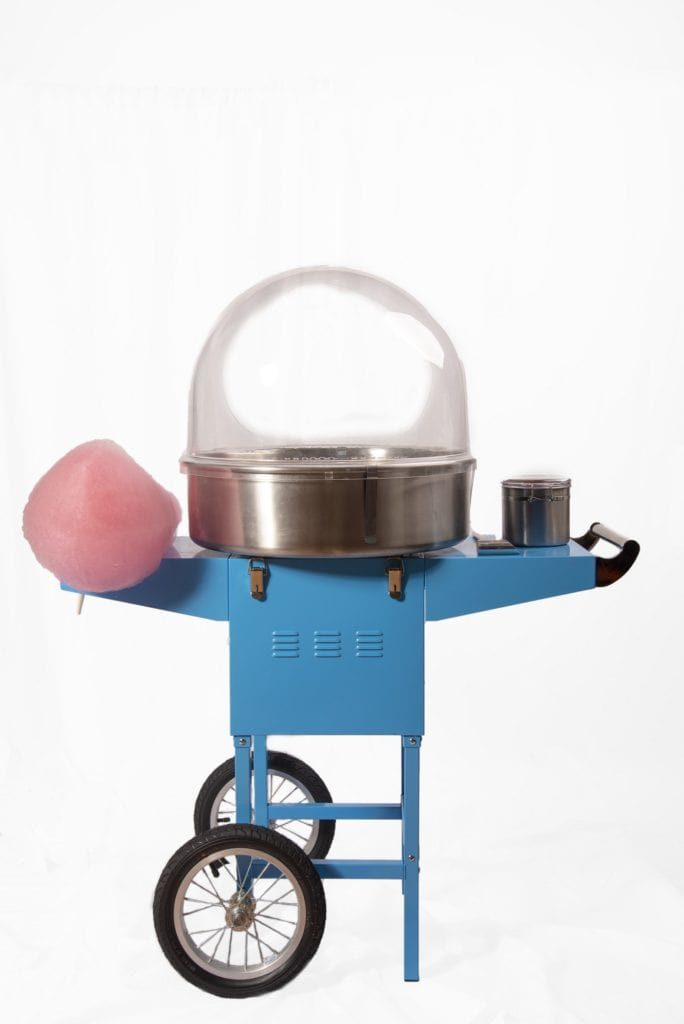 Cotton candy machine rental in montreal