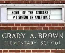 Grady A. Brown Elementary School