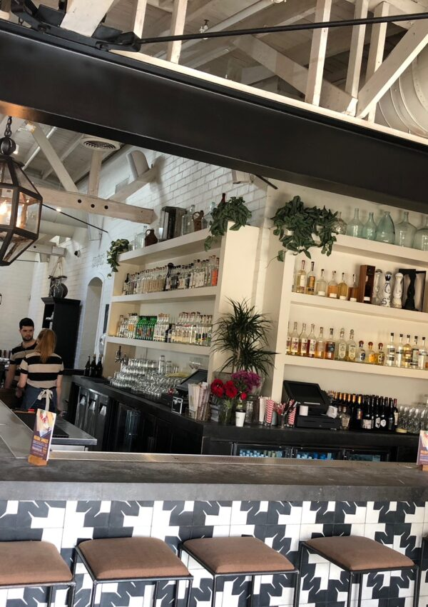 Dining Out In Los Angeles