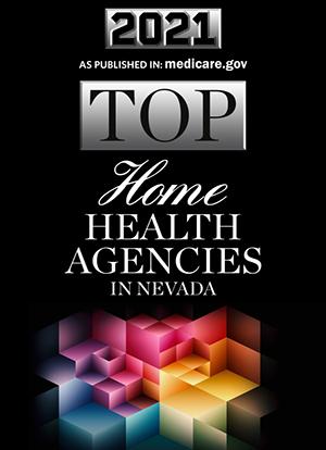 2021 Top Home Health Agencies in Nevada
