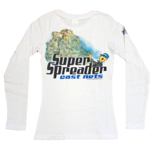 Super Spreader Long Sleeve Tee – Women's