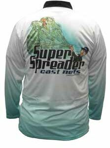 Super Spreader Quick-Dry Fishing Shirt – Long Sleeve