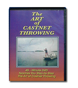 The Art of Cast Net Throwing