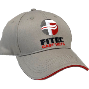Fitec Cast Nets Solid-Back Cap