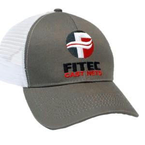 Fitec Cast Nets Mesh-Back Cap
