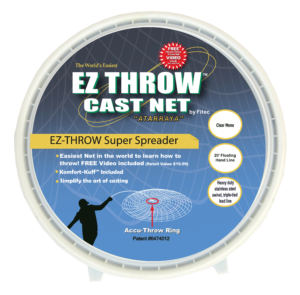 EZ Throw Cast Net