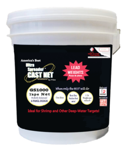 Cast Net GS 1000 Tape Net